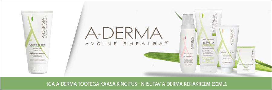 A-Derma kingitus