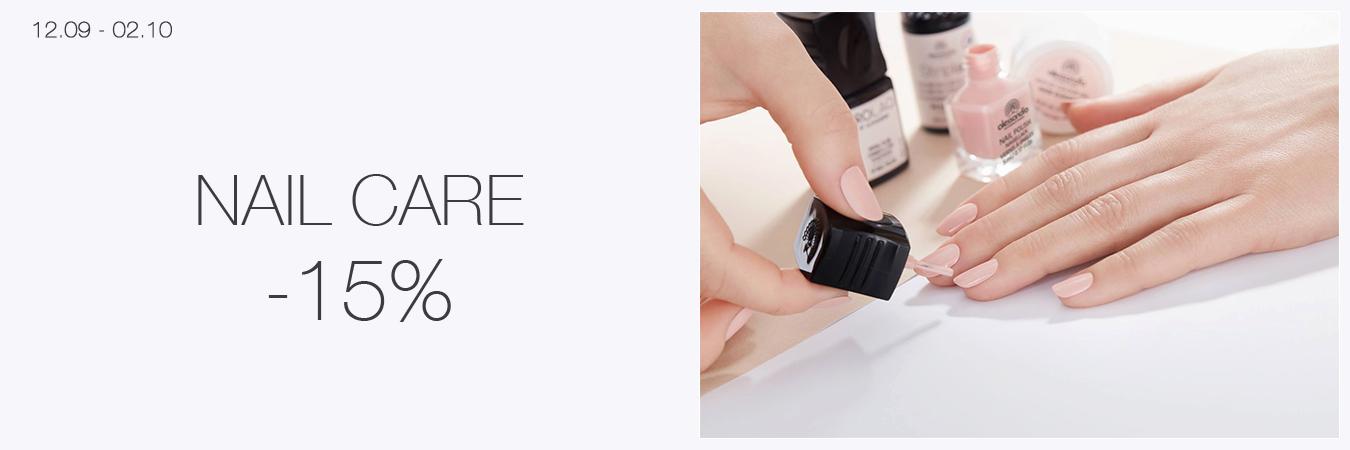 Nail Cosmetics -15%