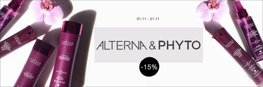 Alterna & Phyto -15%