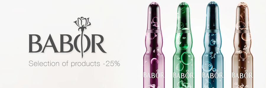 Selection of Babor -25%
