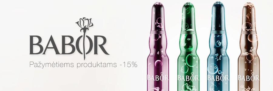Babor -25%