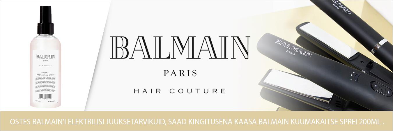 Balmain Hair kingitus