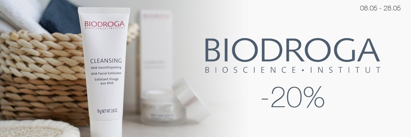 Biodroga -20%