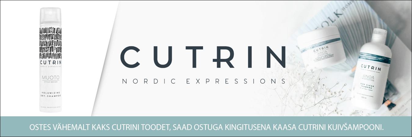 Cutrin kingitus