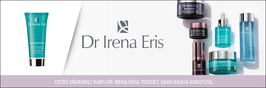 Dr. Irena Eris kingitus