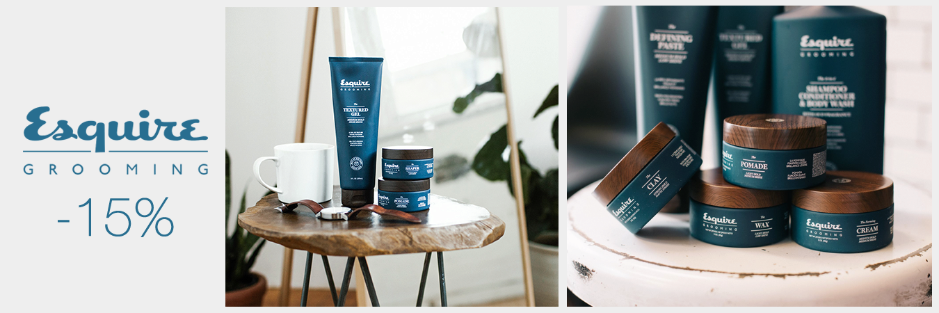 Esquire Grooming -15%