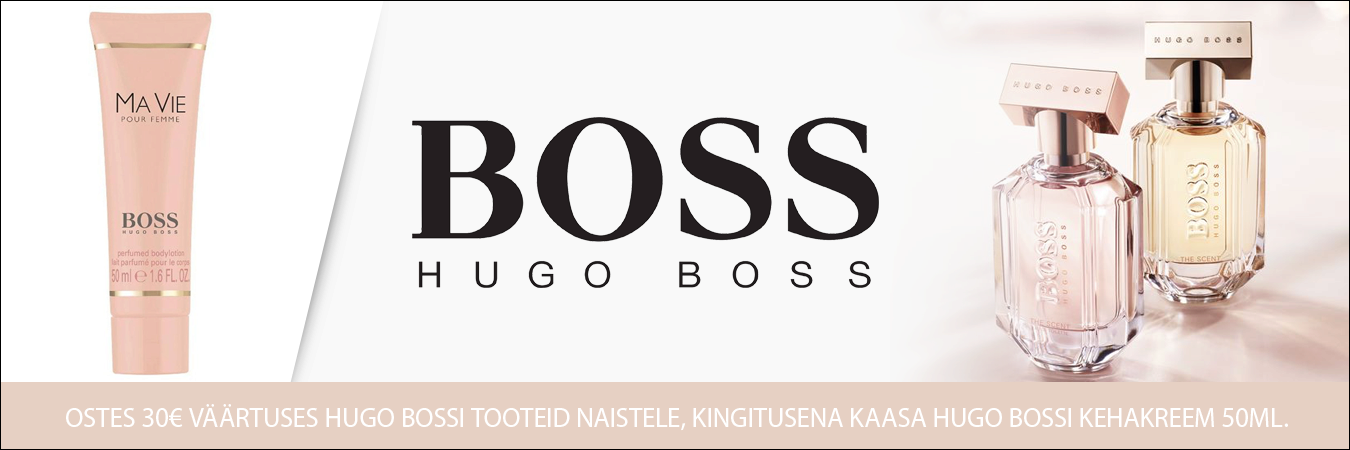 Hugo Boss kingitus
