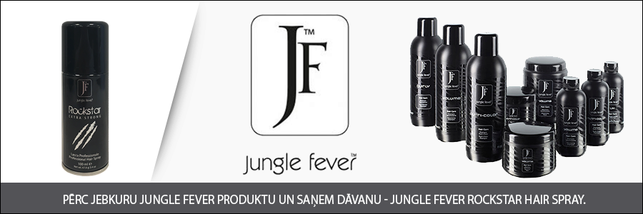 Jungle Fever kingitus