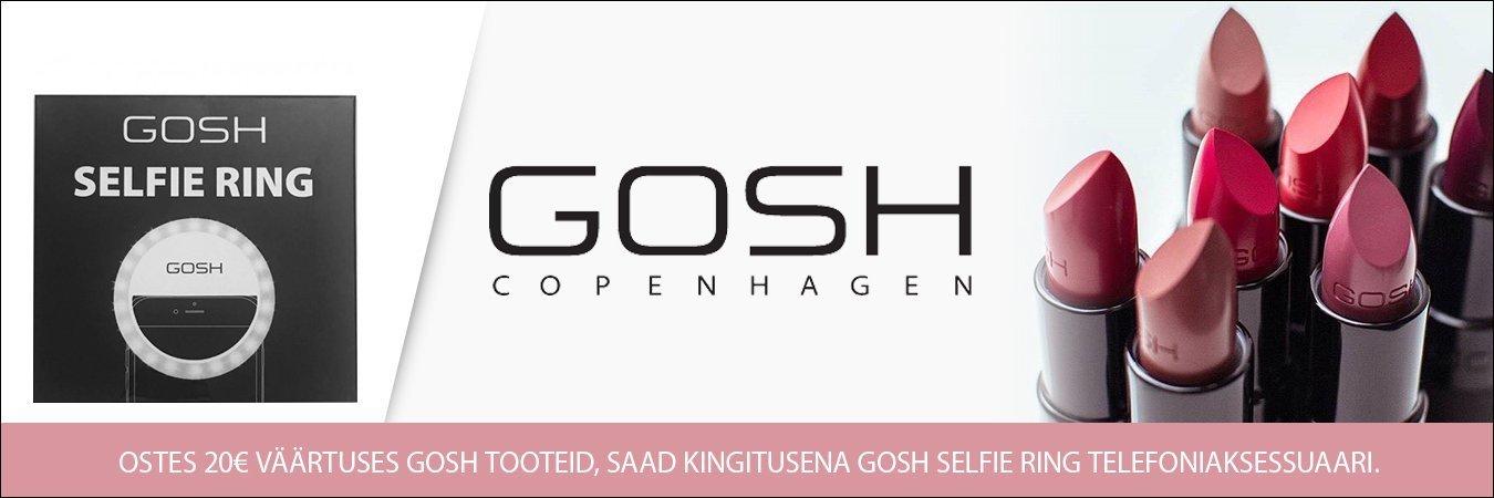 GOSH kingitus