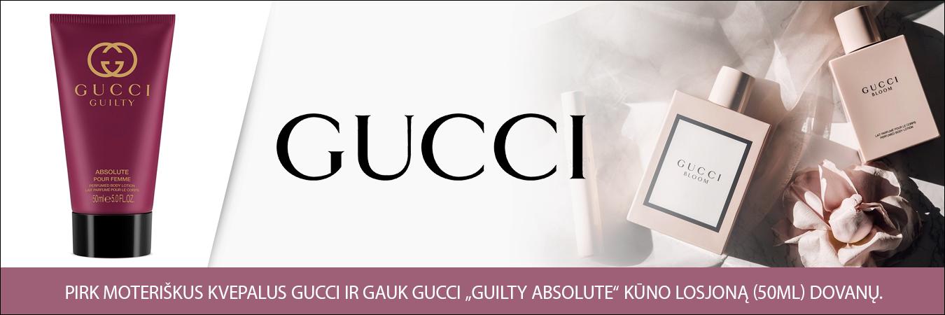Gucci dovana