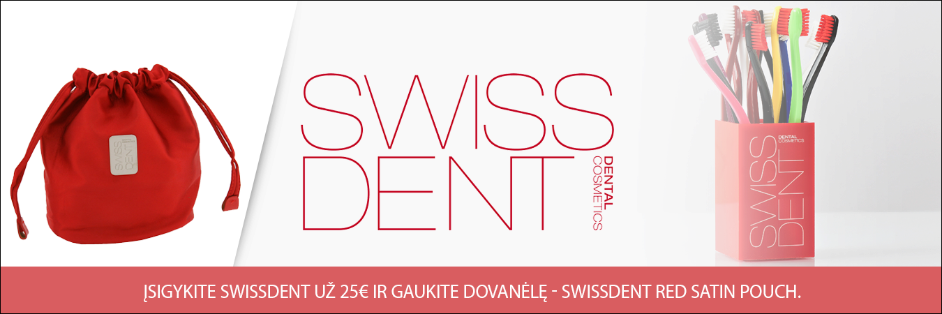 Swissdent dovana