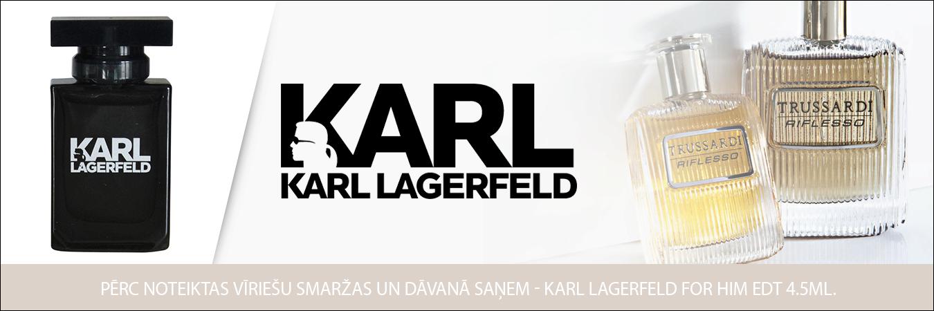 Karl Lagerfeld dāvana