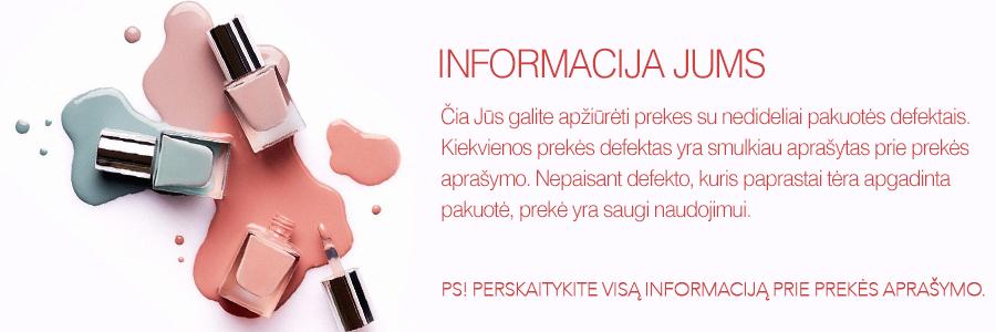 Informacija jums