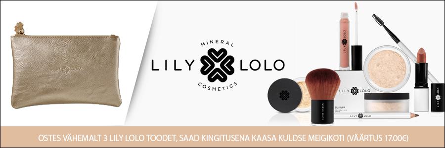 Lily Lolo kingitus