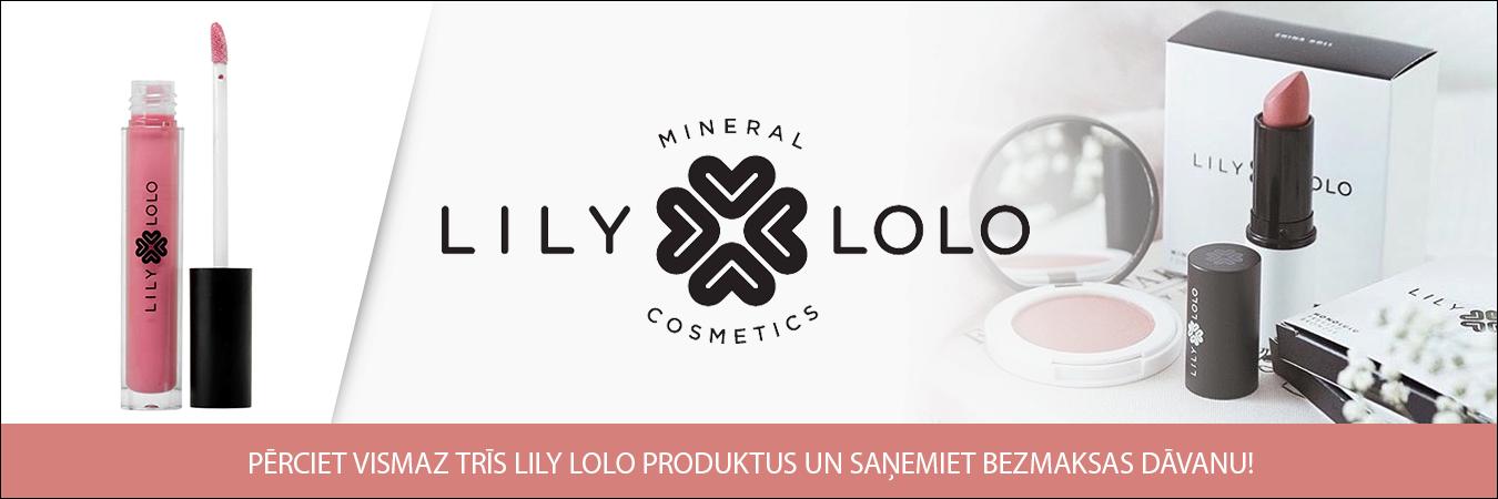 Lily Lolo dāvana