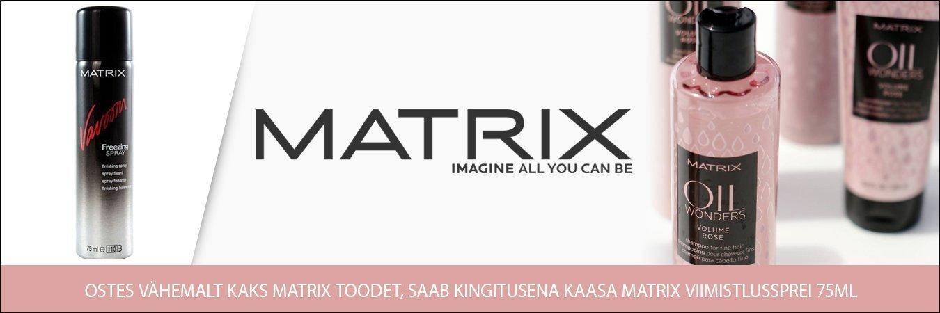Matrix kingitus