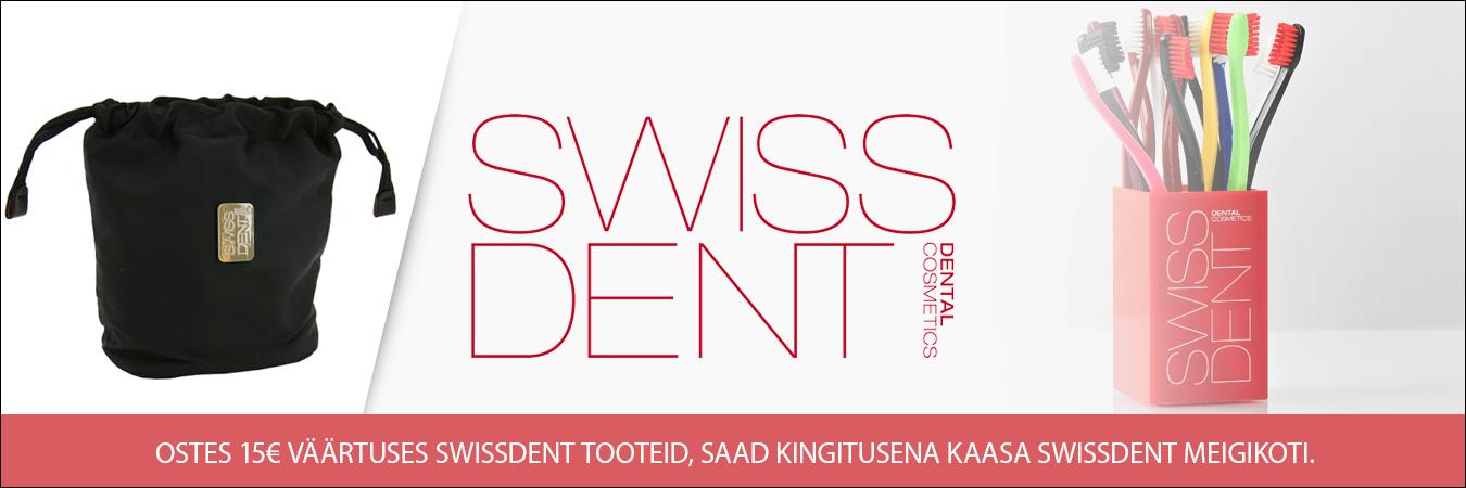 Swissdent kingitus
