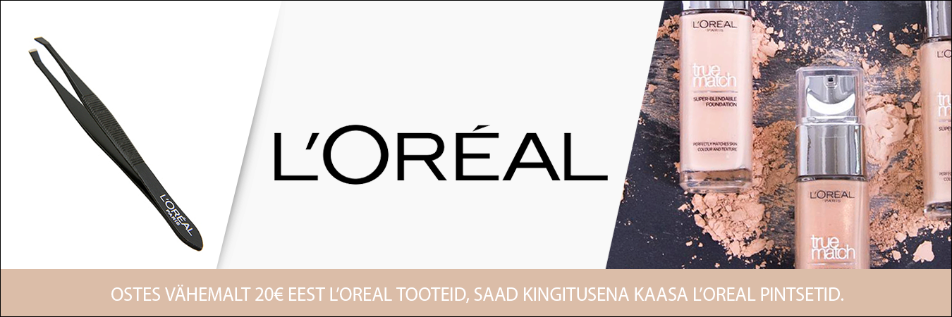 L'Oreal kingitus