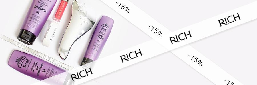 RICH -15%