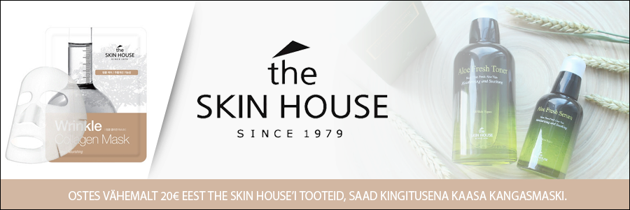 The Skin House kingitus
