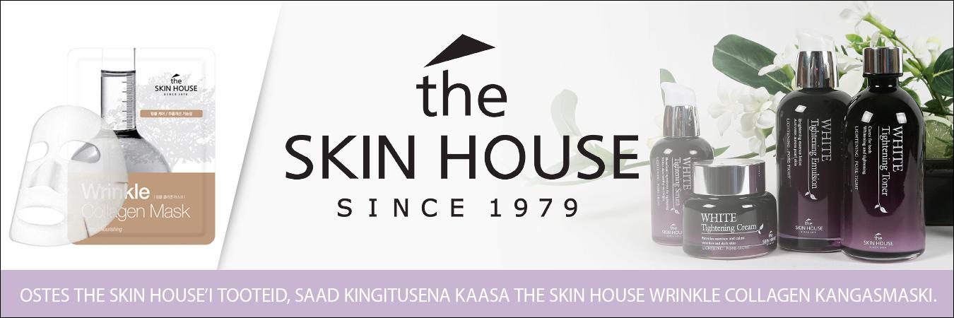 The Skin House kingitus