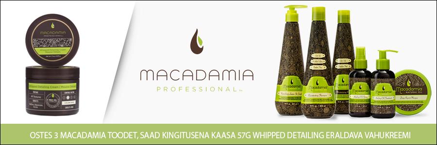 Macadamia kingitus
