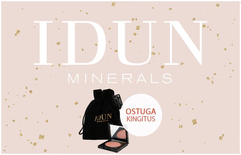 IDUN Minerals. Ostuga kaasa kingitus!