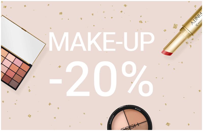 Make-Up -20%